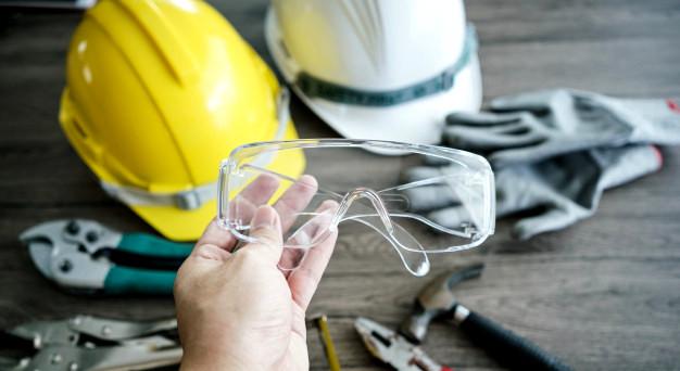 Las gafas o lentes de Seguridad